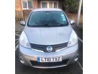 Auto Petrol Car, 2 Keys,SAT NAV, Bluetooth, Air Con, 2 Previous owners, Spare wheel, MOT 11/03/19
