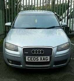 Audi A3 S-Line 2.0 Turbo 6 Speed Auto with Flappy Paddles BARGAIN!