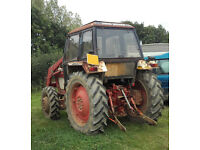 David Brown 1390 4WD