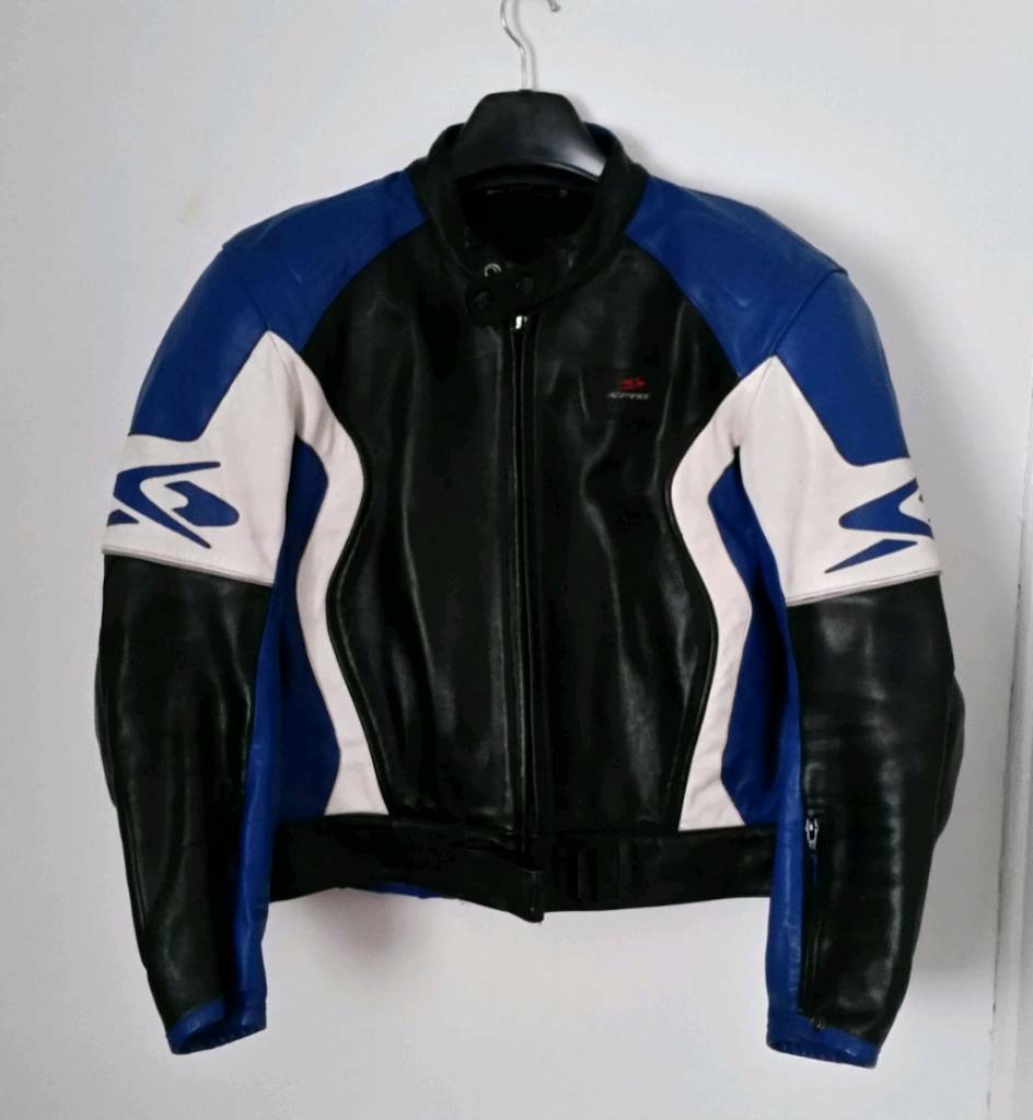 Mens spyke 2 piece leathers