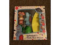 In The Night Garden - Igglepiggle's Floaty Boat Playset ***NEW***
