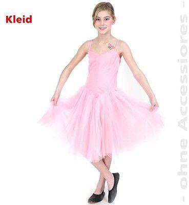KarnevalsTeufel Ballerina rosa Kostüm 2. Wahl Tütü Tutu Ballerinakleid - Rosa Ballerina Kostüm