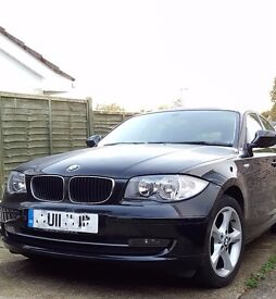 BMW 118D Sport 2011 1 Previous Owner FSH Immaculate