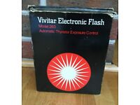Vivitar Electronic Vintage Flash Model 283