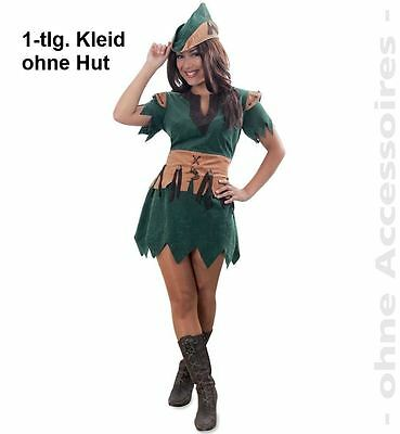 KarnevalsTeufel sexy Robin Hood 1-tlg. Damenkostüm Robin Girl Rächerin 121067413