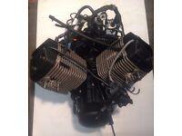 MOTO GUZZI V7 engine V-twin 750cc 2013 and upward engine,gearbox,starter,injection