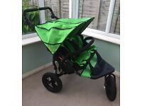 Out n About V4 Double Nipper 360 Buggy Pushchair