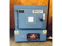 Paragon Glass Kiln, Sentry Xpress 4.0, with instructions