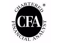 CFA Personal Tutor – Levels 1, 2, 3