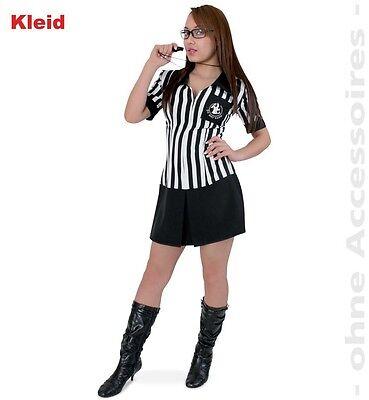 KarnevalsTeufel Sexy Schiedsrichterin 2.Wahl Fußball  Fasching Karneval - Sexy Fußball Kostüm