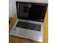 "Laptop ASUS K750J - 17.3"" FULL HD - Intel i7 4700HQ - 8GB DDR3 - 1TB HDD - MINT CONDITION!"