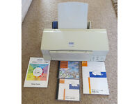 EPSON STYLUS 460 Colour Printer..