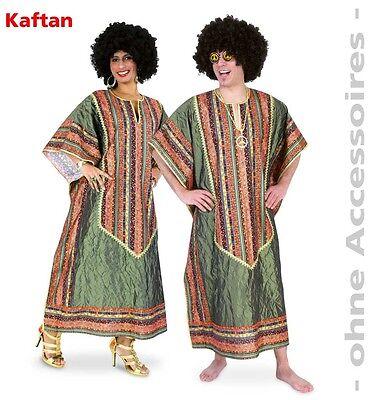 KarnevalsTeufel Kaftan Lalit XL traditionelle Robe Gewand Fasching 1210828G13 (Traditionelle Fasching Kostüme)