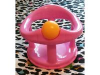 baby bath seat only used twice