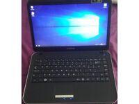 "Samsung X420 14"" Ultra Portable Notebook Laptop. New 120gb SSD. 4gb RAM. Windows 10"