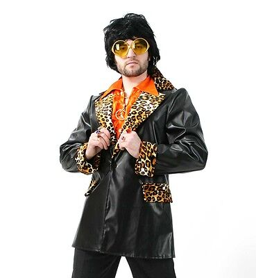 KarnevalsTeufel Leo Jack 2. Wahl Star Rockstar Punk Bad Taste Fasching - Punk Star Kostüm