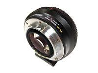 Metabones Canon EF to Sony E Mount T Speedbooster ULTRA 0.71X
