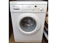 BOSCH ClassiXX 1200 express washing machine