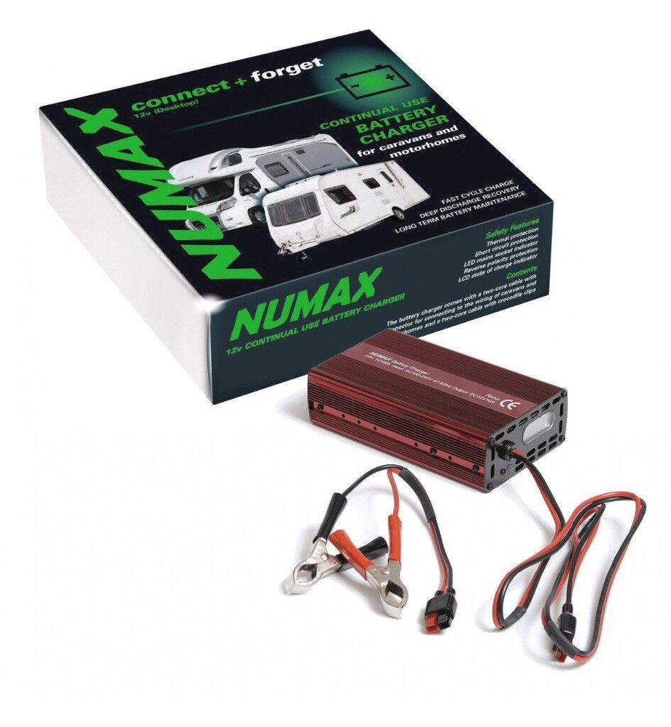 Numax battery charger