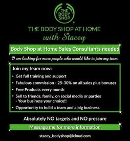 Body shop from home
