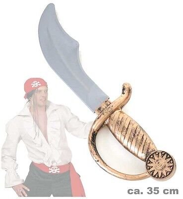 ratensäbel Kostüm Piratenschwert Fasching Karneval 125839013 (Piraten Entermesser)