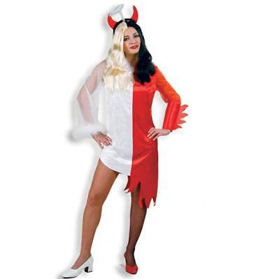 Teuflischer Engel 36 Kostüm Teufel Teufelskostüm Halloween Satan 2tlg. 12247513