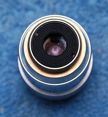 Leica Leitz Pl Apo 50x0.90 Microscope Objective
