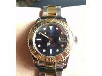 Used Rolex Watch Oyster Yatch Master