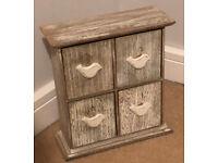Wooden Jewellery Box Storage Box 24 cm x 23 cm