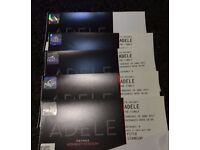 4x Adele at Wembley Standing Tickets £110 Thursday 29th June