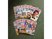 Empire and Sight and Sound Film Magazines