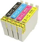 Set Epson 603XL huismerk inkt cartridges met chip