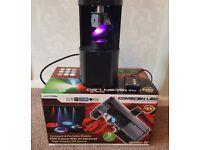 AMERICAN DJ (ADJ) Comscan LED Professional DJ Compact LED Scanner/DJ Light w/UC3 Remote