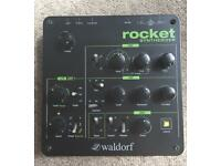*Waldorf Rocket* synthesizer