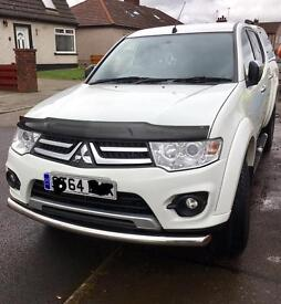 FOR SALE 64 PLATE MITSUBISHI L200 TROJAN NO VAT open to sensible cash offers