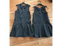 Girl school dress 5 - 6 years old