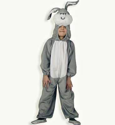 KarnevalsTeufel Hase Kostüm Overall 2.Wahl Hasenkostüm Plüsch Kaninchen 12190313
