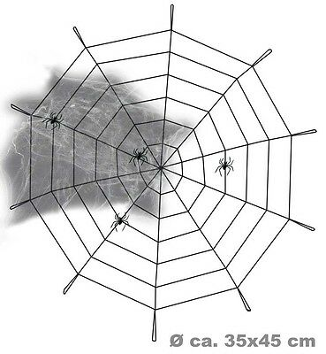 Halloween Spinnennetz Set Deko Halloweendeko Spiderweb - Halloween Spider Web