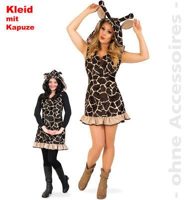 Giraffe Kleid Gr. 36 Giraffenkostüm Fasching Kostüm Karneval 2. Wahl 12234913