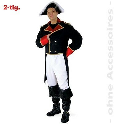 karnevalsTeufel Bonaparte Napoleon Uniform Karneval Fasching 1210806G13