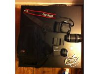 Canon 70D Camera Kit