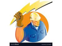 Electrician and maintenance