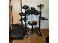 Digital Drums 400 and SubZero Amp