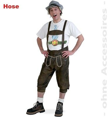 - Oktoberfest Kostüm Männlich
