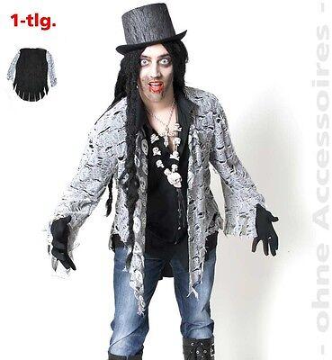 Frack Zombie L-XXL Halloween Kostüm Zombiekostüm Fetzenlook Fasching 1211966G13