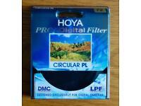 Hoya Pro1 72mm Circular Polarizer Filter