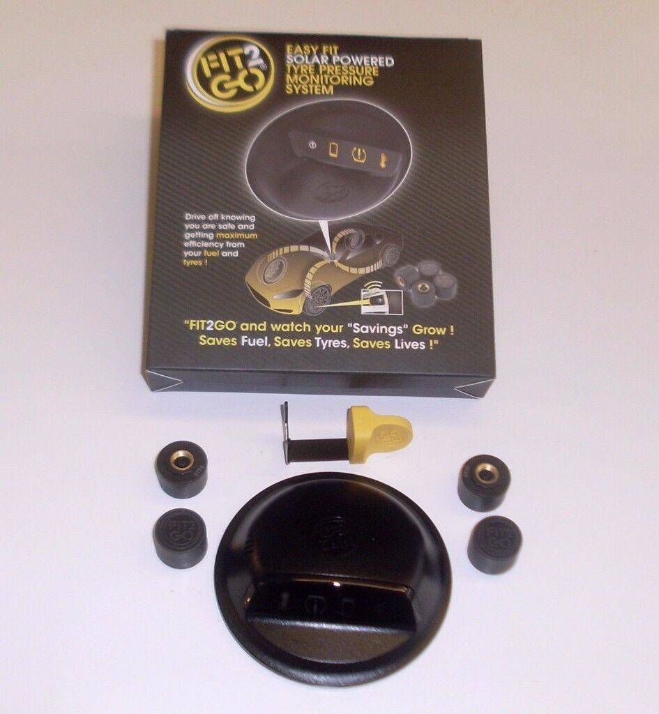 Tyre Pressure Monitoring system for Trailers (Fit2Go TPMS)