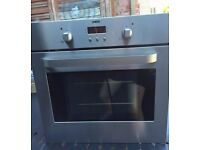 Zanussi ZOB330x Built-in Stainless Steel Electric Single Fan Oven Grill