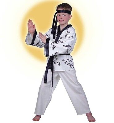 Kung-Fu-Fighter Gr. 152 Karate Judo Ninja Chinese Cosplay Anime 1211291G13 ()