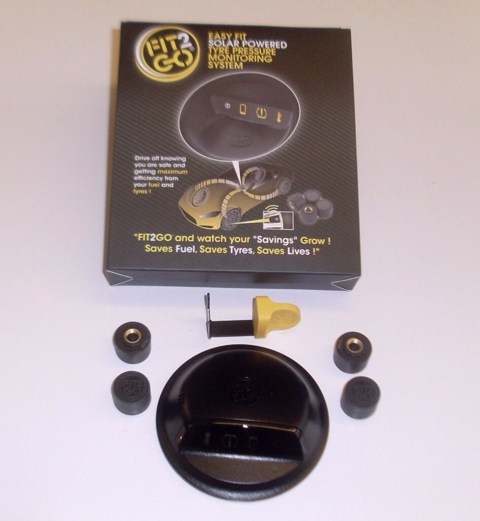 Tyre Pressure Monitoring system for cars (Fit2Go TPMS)